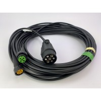 Kabel 9,5m komplett